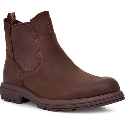 UGG Biltmore Waterproof Chelsea Boot, Brown