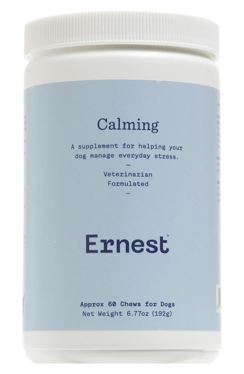 ERNEST Calming Dog Supplements, Main, color, 400