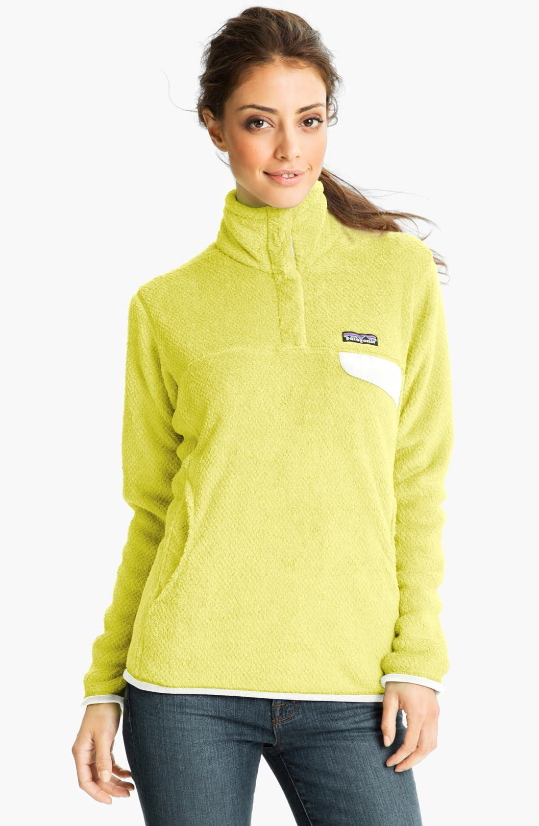 ,                             Re-Tool Snap-T<sup>®</sup> Fleece Pullover,                             Main thumbnail 196, color,                             700