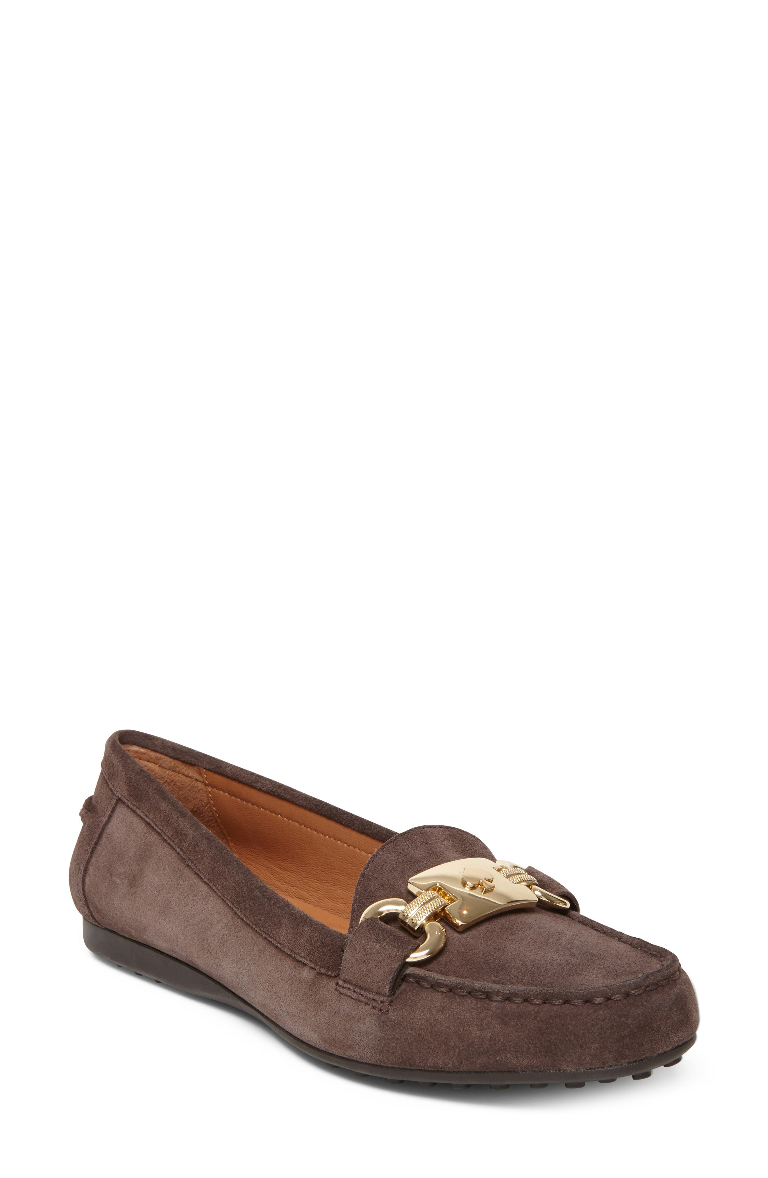 Kate Spade New York Carson Loafer, Brown