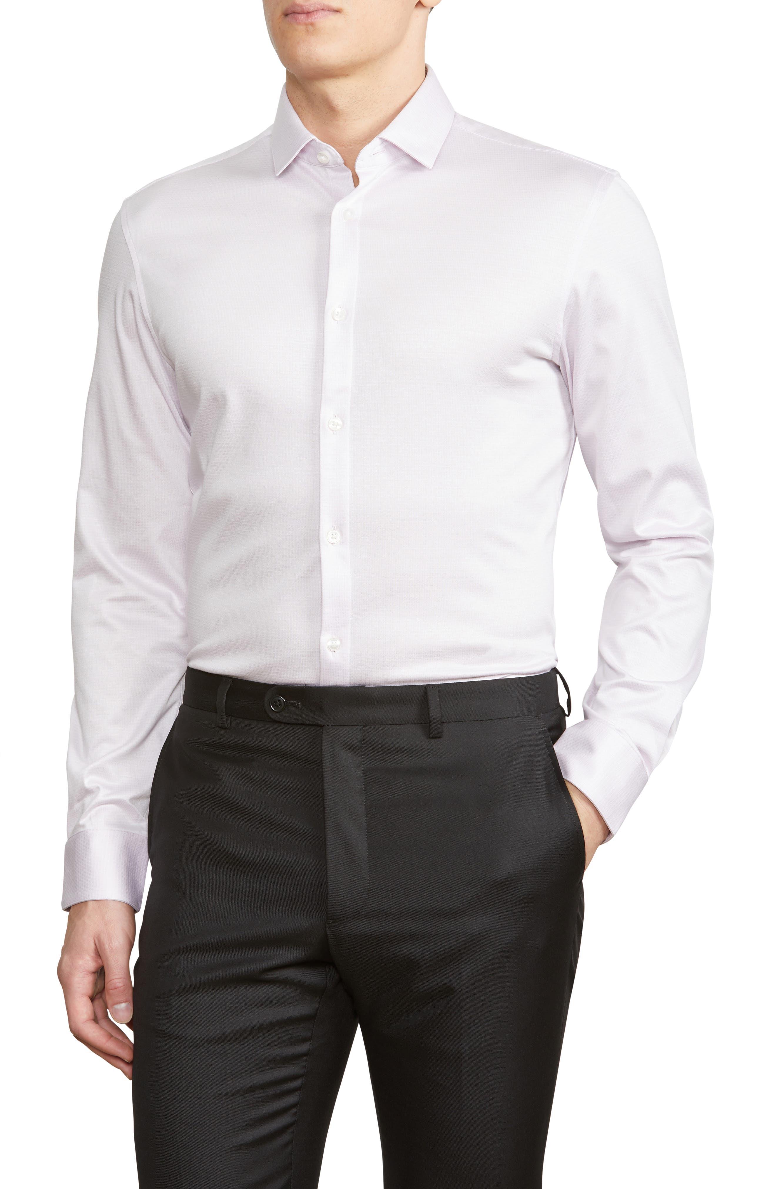 Men's John Varvatos Star Usa Slim Fit Dress Shirt