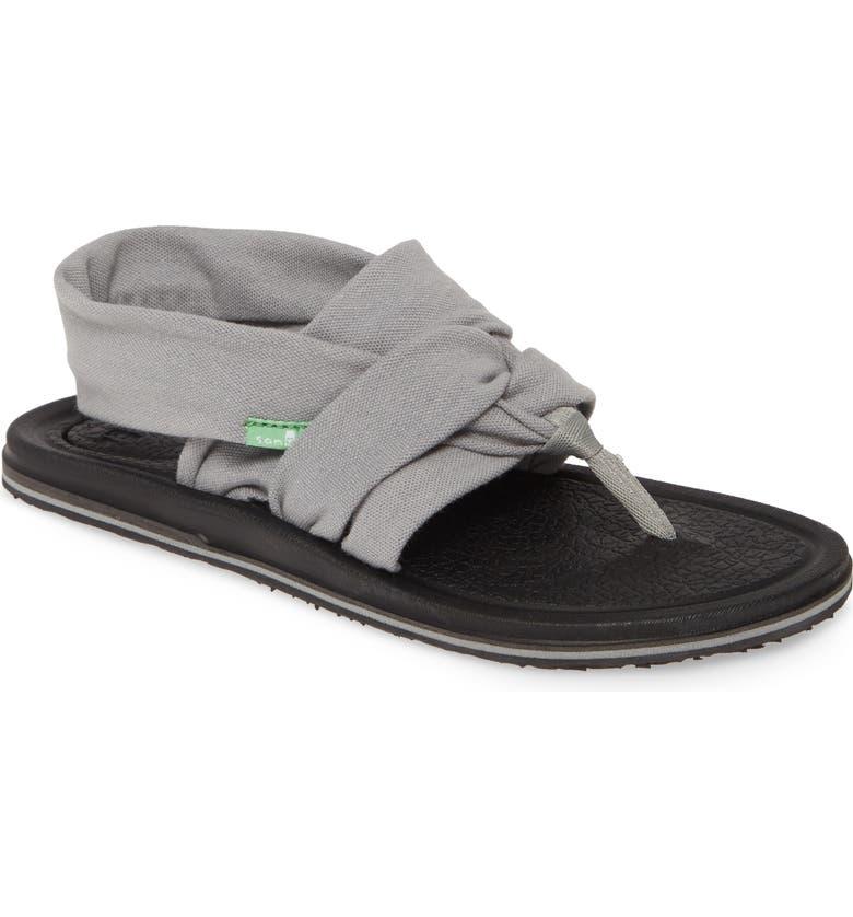 SANUK Yoga Sling 3 Strappy Sandal, Main, color, WILD DOVE