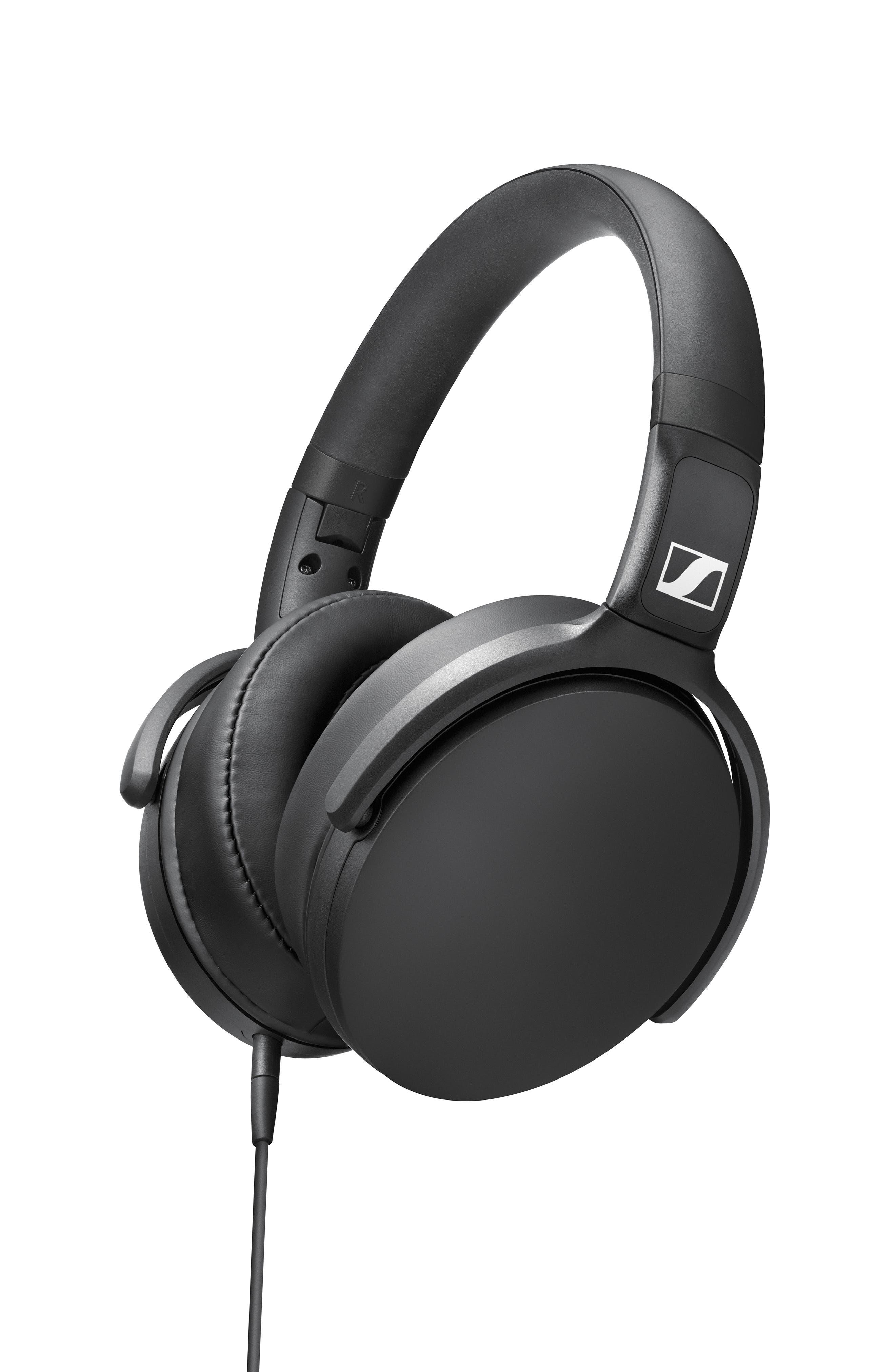 Sennheiser Hd 400S OverEar Headphones Size One Size  Black
