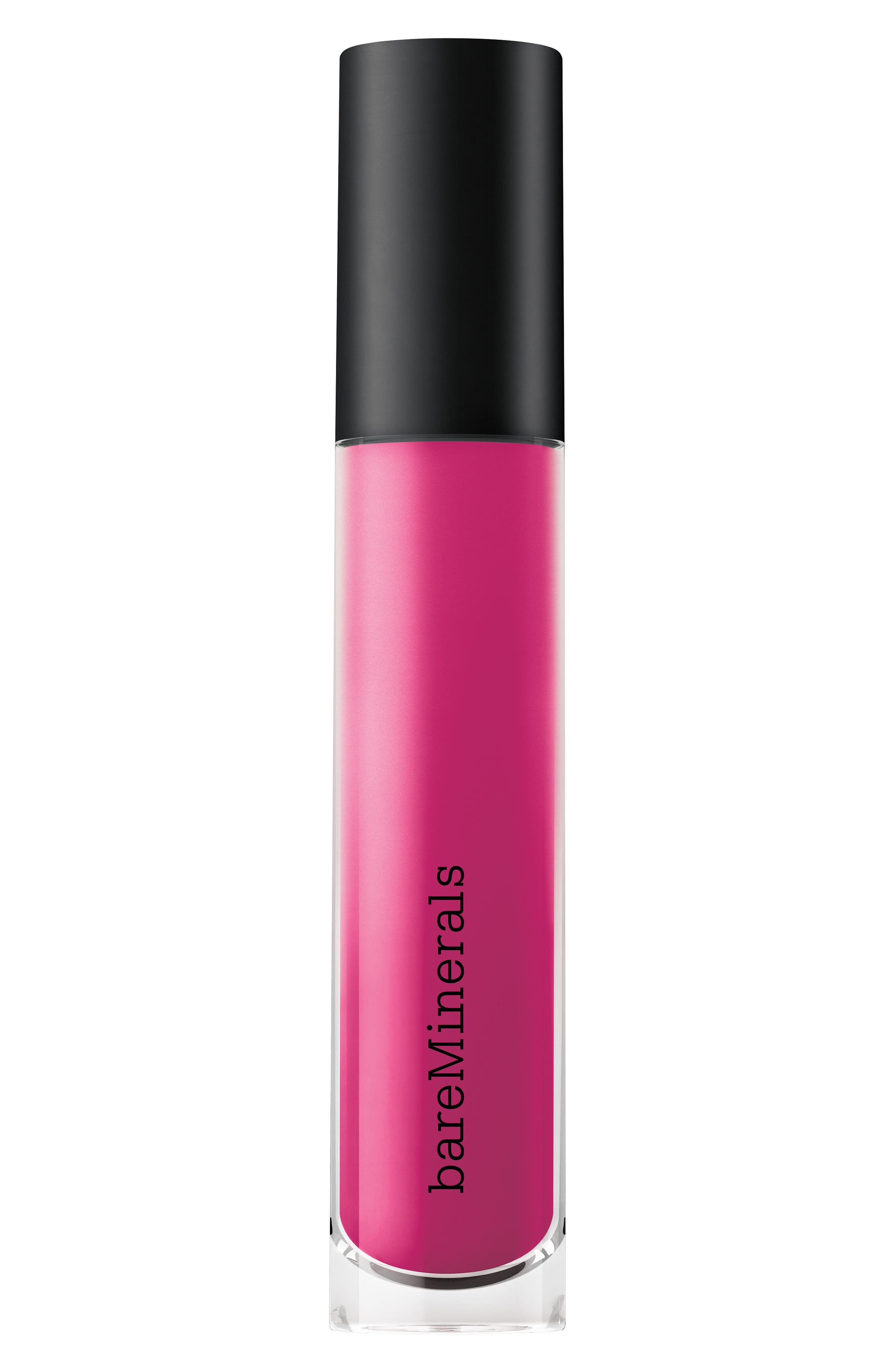 What it is: A creamy matte. lightweight liquid lipstick with bold, long-wearing color formulated to be resistant to transferring. What it does: Its no-tack texture is extremely comfortable to wear. To give your lips a little extra love, the formula includes moisturizing ingredients that help combat dryness. Its range of shades work on any skin tone. How to use: Apply with the paddle applicator for full-coverage color in one sweep, or use a slim
