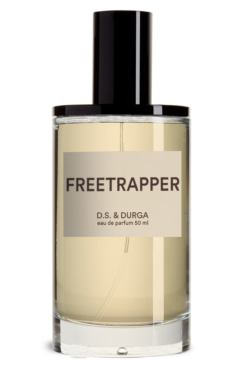 D.S. & DURGA Freetrapper Eau de Parfum, Main, color, NO COLOR