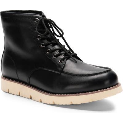 Blondo Mario Waterproof Moc Toe Boot- Black