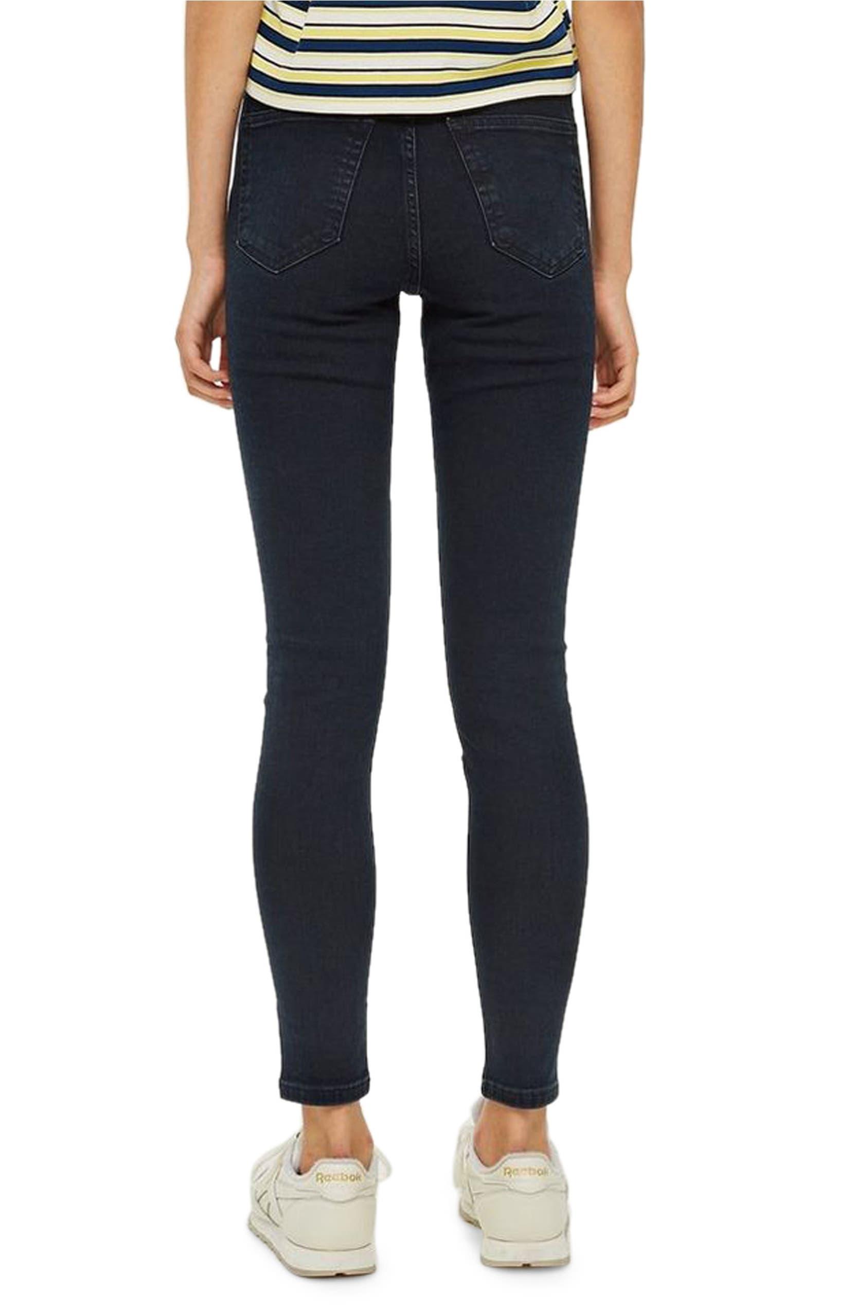 0327c0228421 Topshop Jamie High Waist Moto Skinny Jeans | Nordstrom