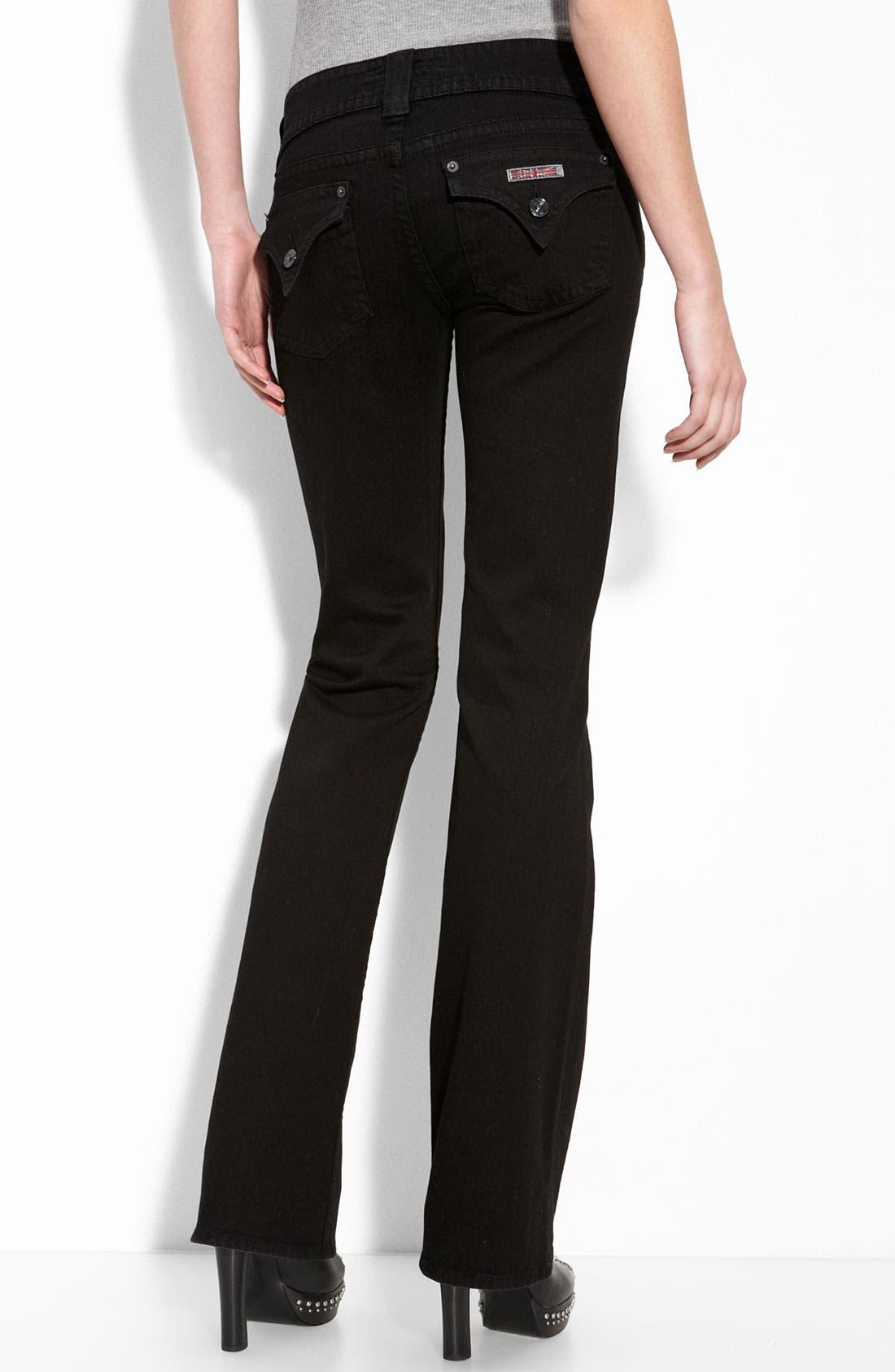 ,                             Signature Flap Pocket Bootcut Jeans,                             Alternate thumbnail 13, color,                             013