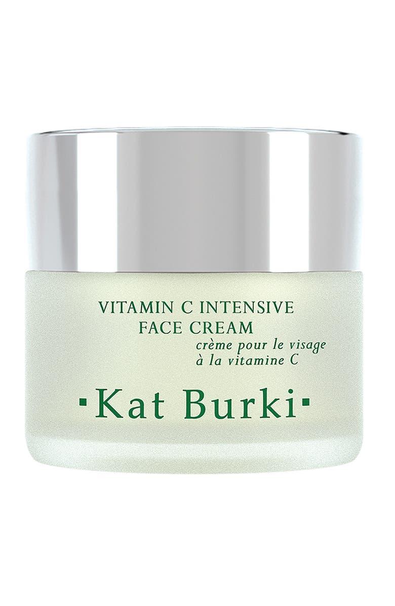 KAT BURKI SPACE.NK.apothecary Kat Burki Vitamin C Intensive Face Cream, Main, color, 000
