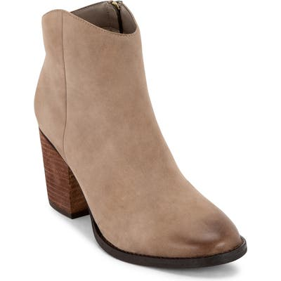 Blondo Norway Waterproof Bootie- Beige