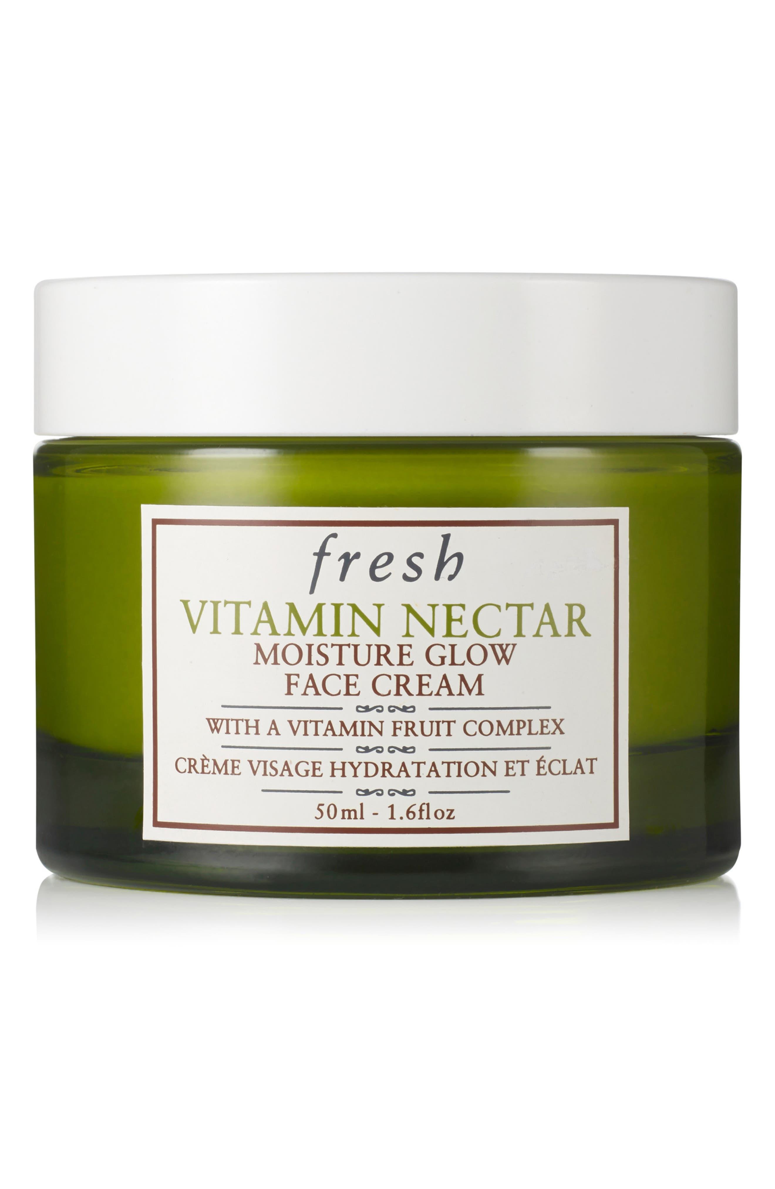 Fresh Vitamin Nectar Glow Moisturizer