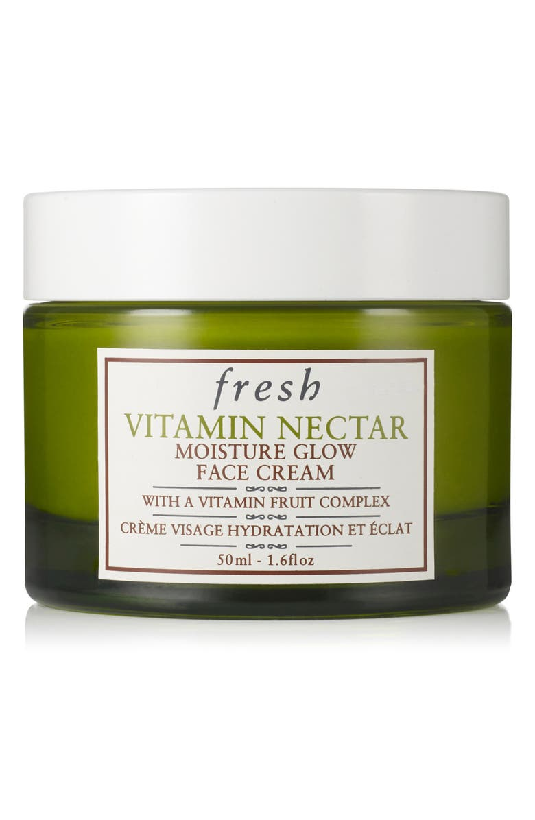 FRESH<SUP>®</SUP> Vitamin Nectar Moisture Glow Face Cream, Main, color, NO COLOR