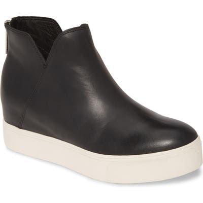 Jslides Shea Sneaker Boot- Black