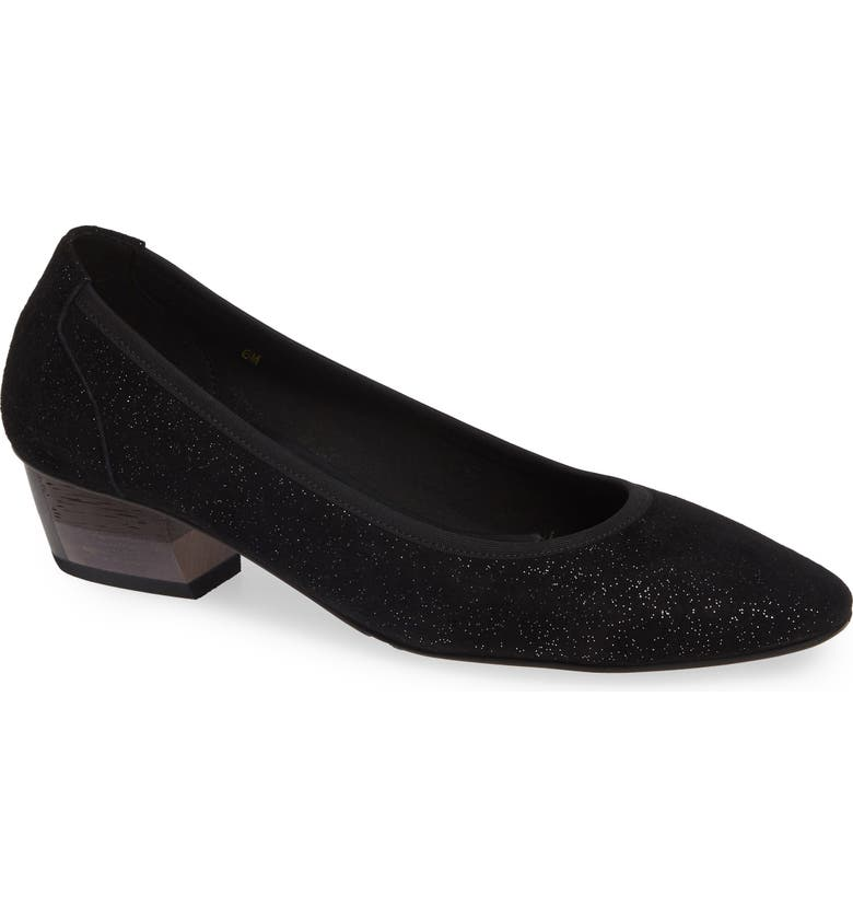 VANELI Aida Low Pump, Main, color, BLACK SUEDE