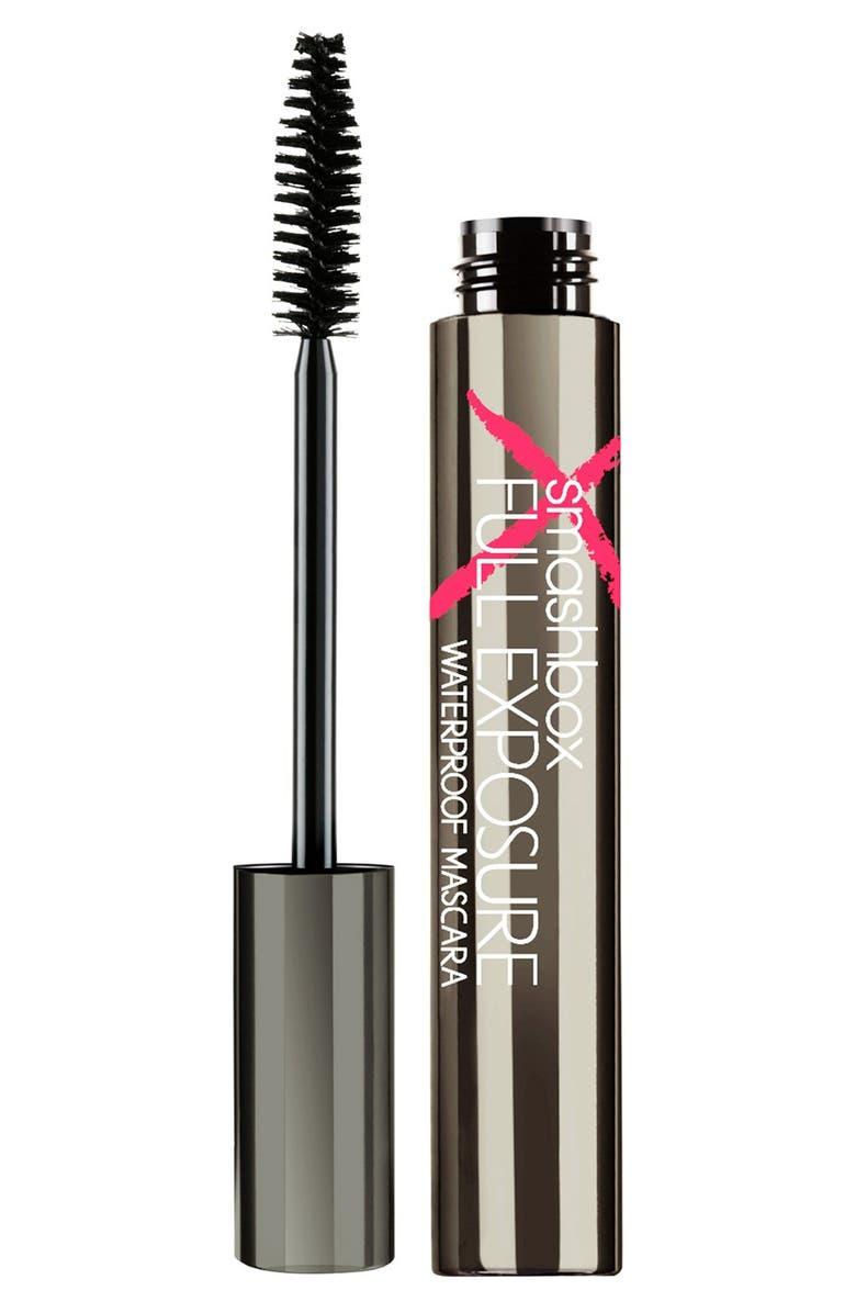 SMASHBOX Full Exposure Waterproof Mascara, Main, color, NO COLOR