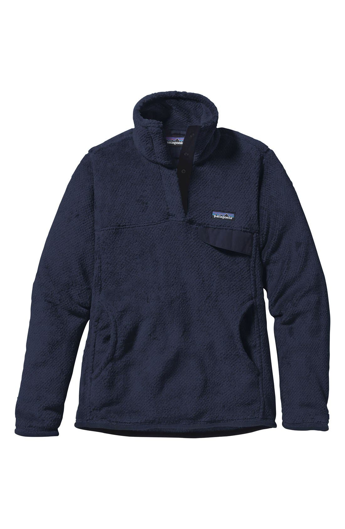 ,                             Re-Tool Snap-T<sup>®</sup> Fleece Pullover,                             Alternate thumbnail 150, color,                             412