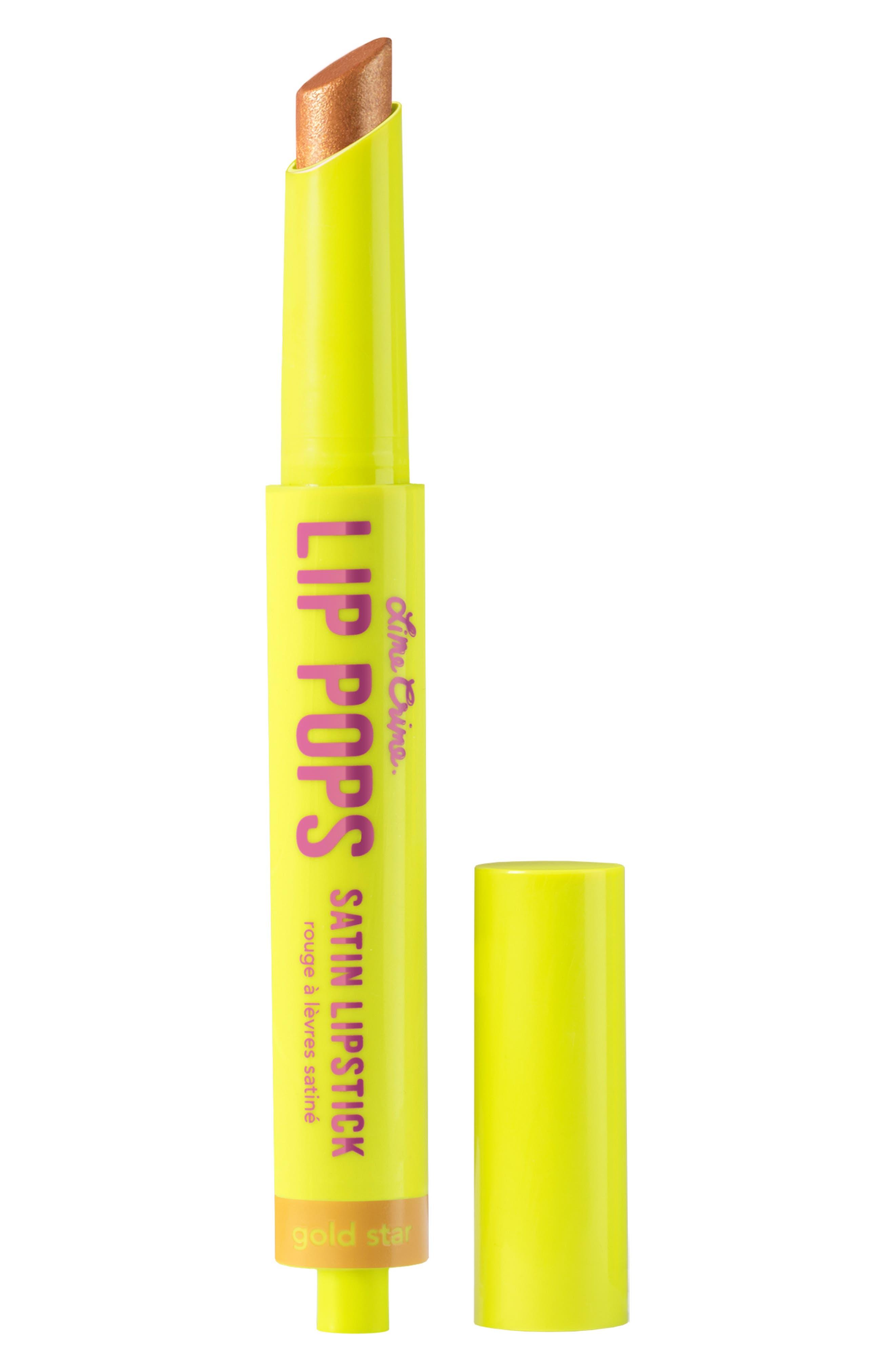 Image of Lime Crime Lip Pops Lipstick - Gold Star