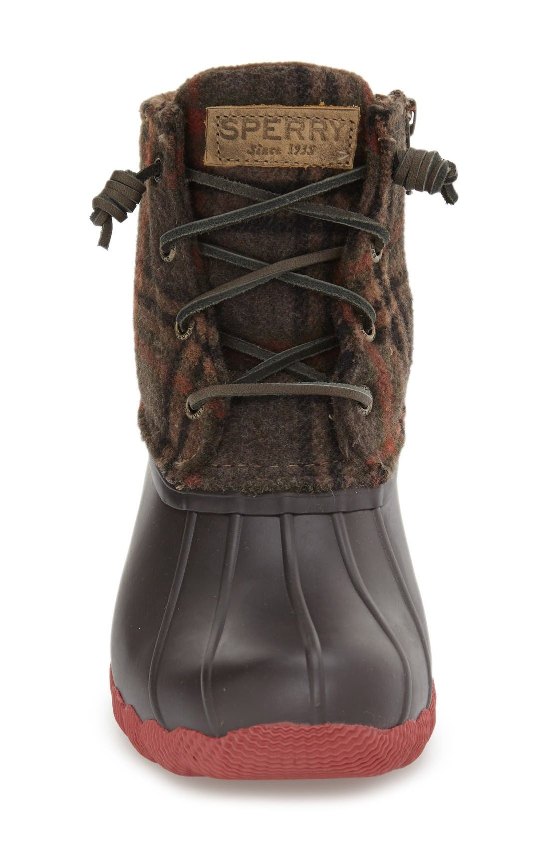 ,                             Saltwater Duck Boot,                             Alternate thumbnail 72, color,                             203
