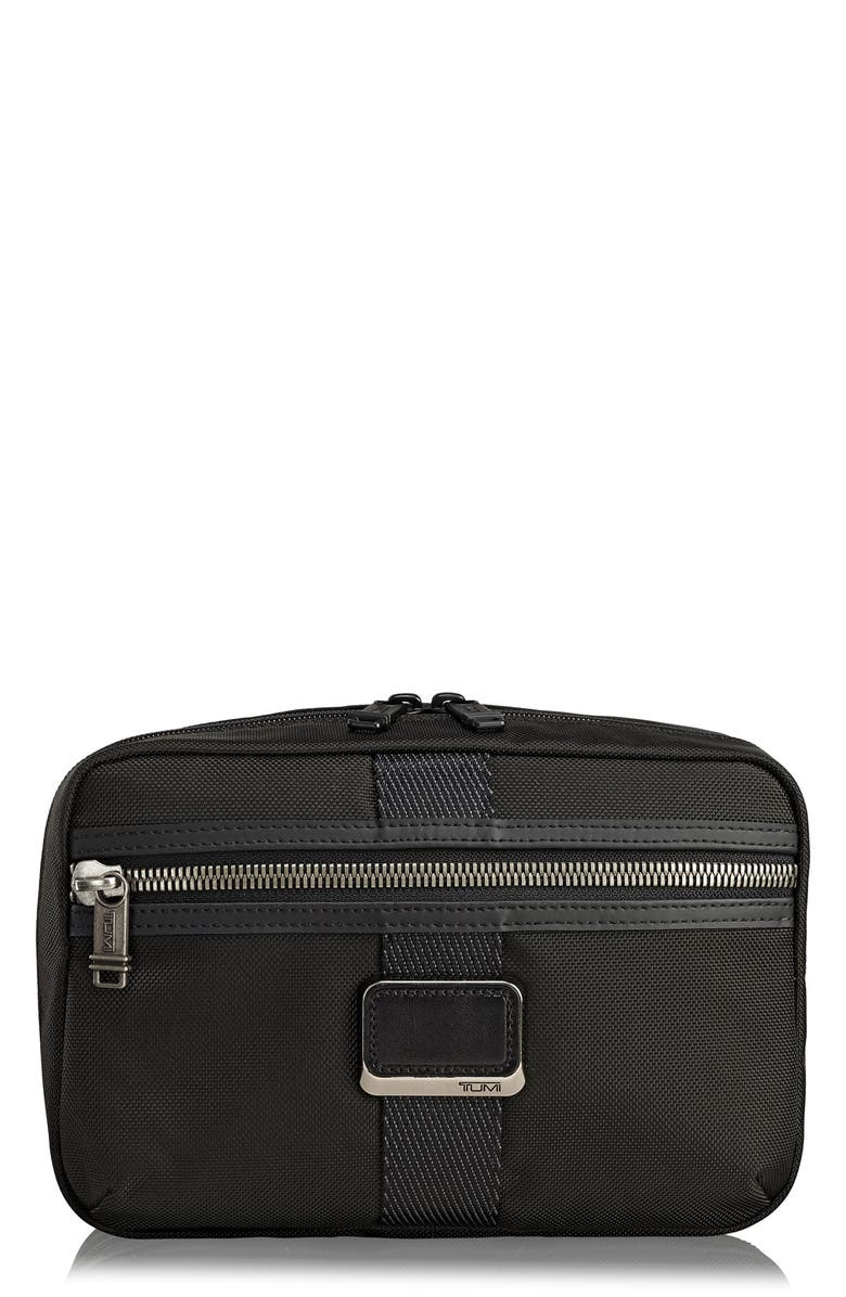 TUMI Reno Dopp Kit, Main, color, BLACK