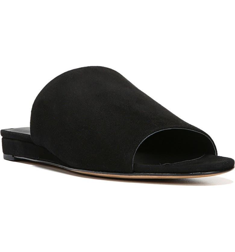 VINCE Bartley Slide Sandal, Main, color, 001