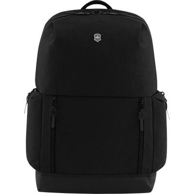 Victorinox Swiss Army Altmont Classic Deluxe Black Backpack - Black