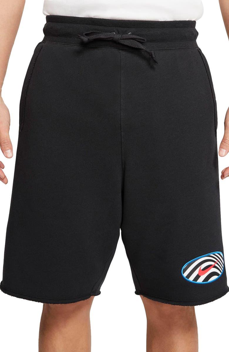 NIKE NSW Alumni Air Max shorts, Main, color, 010