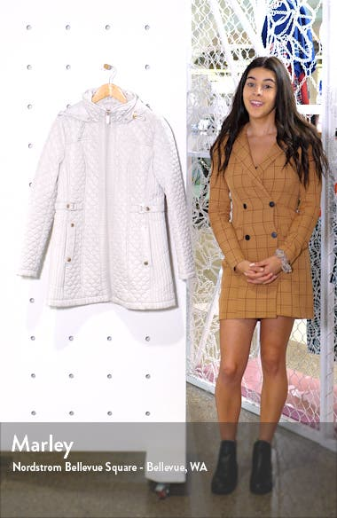 Quilted Hooded Jacket, sales video thumbnail