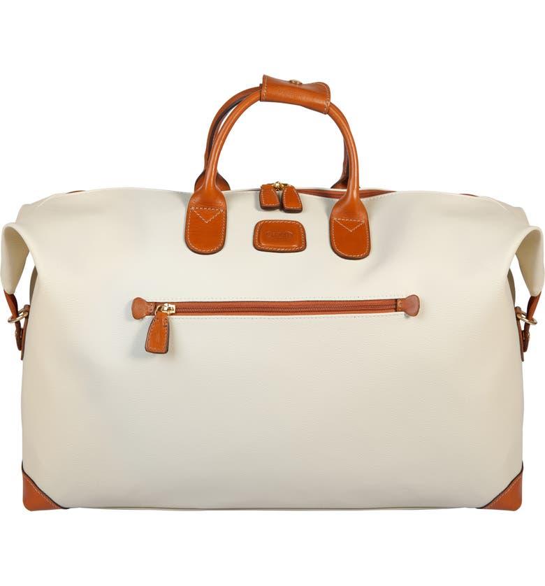 BRIC'S Firenze 22-Inch Cargo Duffle Bag, Main, color, CREAM