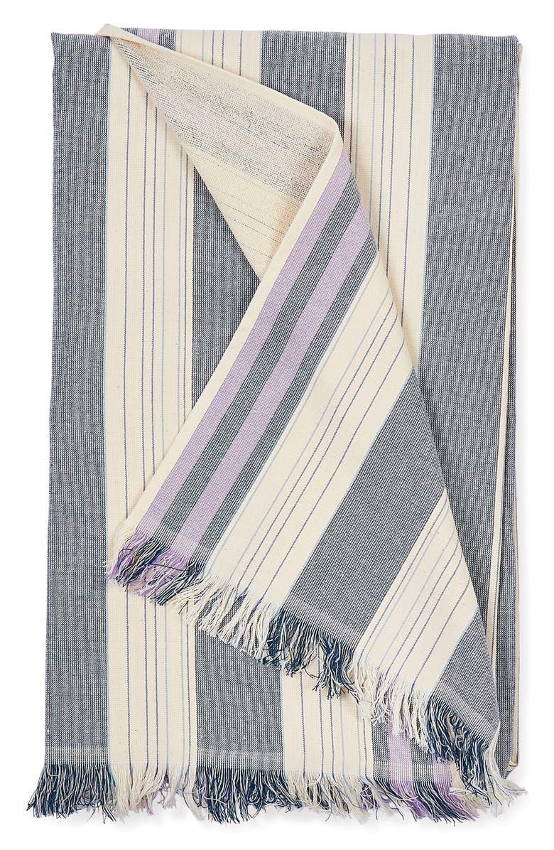 MATOUK Bondi Beach Towel, Main, color, RIVIERA