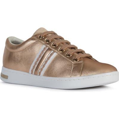 Geox Jaysen Sneaker, Metallic