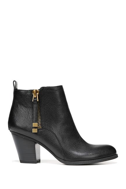 Image of Franco Sarto Diana Leather Ankle Boot