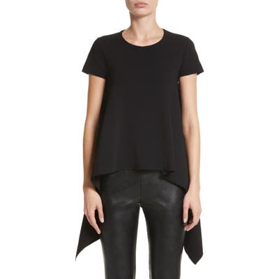 Stella Mccartney Cutaway Top, US / 40 IT - Black