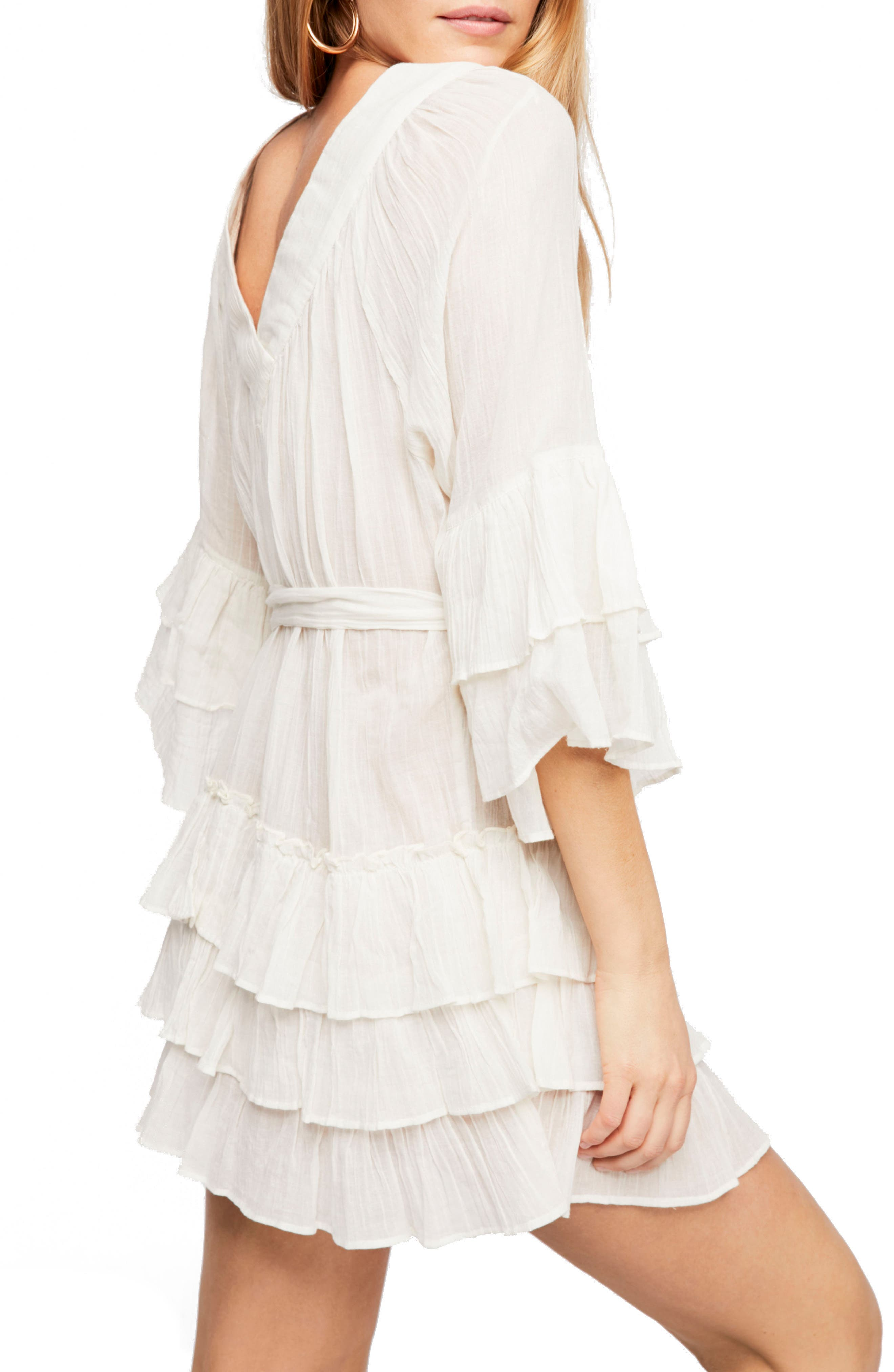 ,                             Endless Summer by Free People Gretta Minidress,                             Alternate thumbnail 7, color,                             653