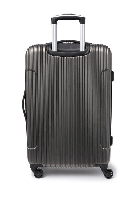 "Image of Ben Sherman 22.5"" Charlton Bay ABS Non-Expandable Luggage"