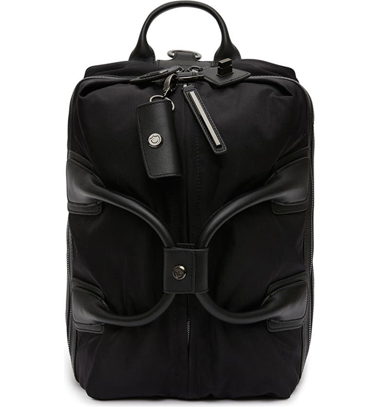 CARAA Studio Medium Duffel Backpack, Main, color, 001