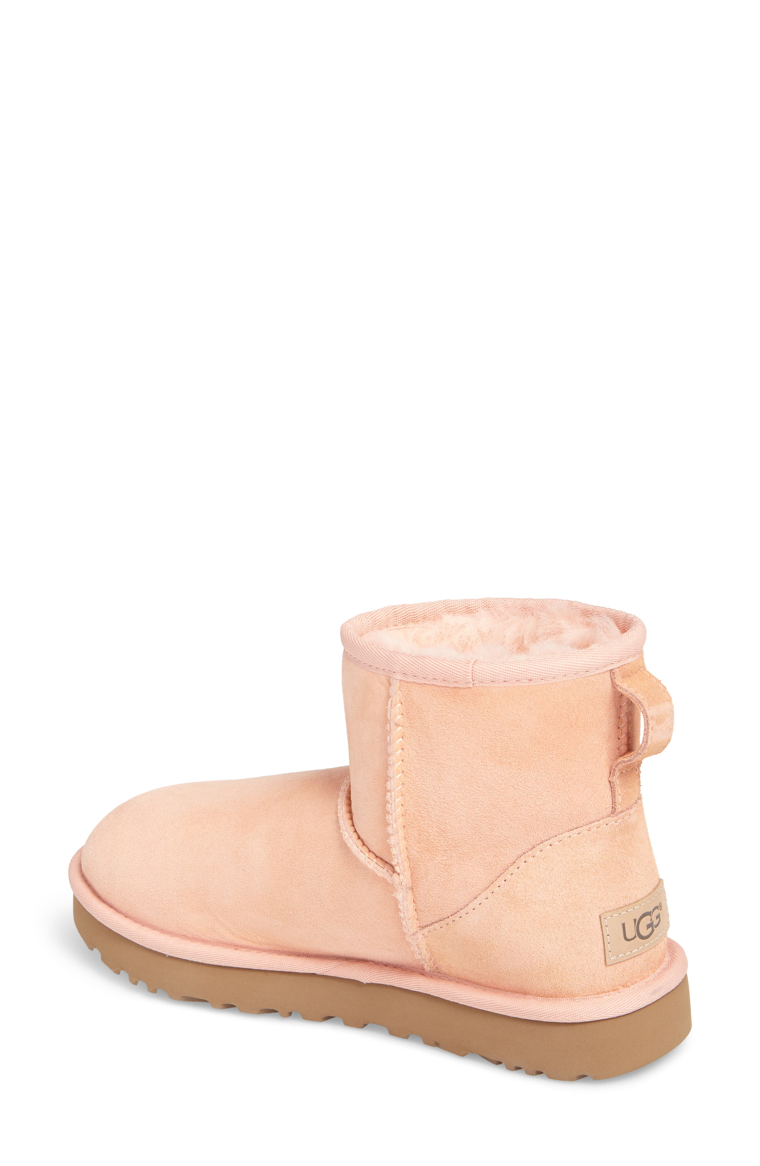 ,                             Classic Mini II Genuine Shearling Lined Boot,                             Alternate thumbnail 98, color,                             950