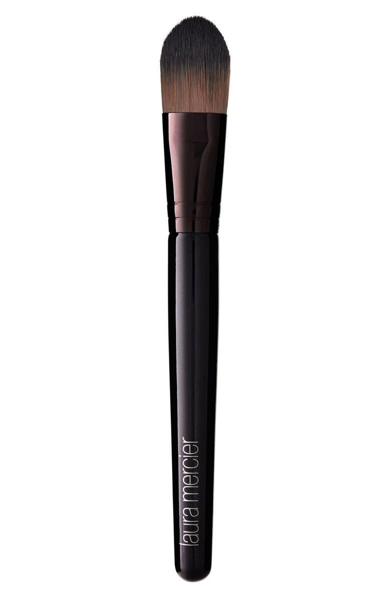 LAURA MERCIER Crème Cheek Color Brush, Main, color, NO COLOR