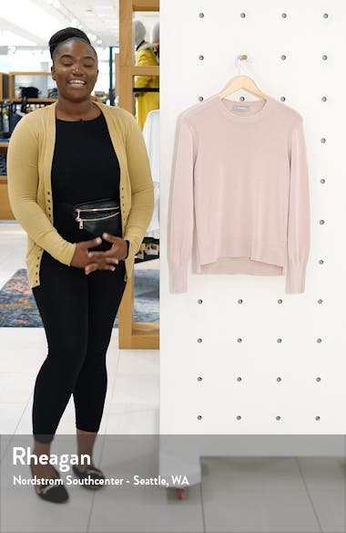 The Soft Cotton Crew Sweater, sales video thumbnail