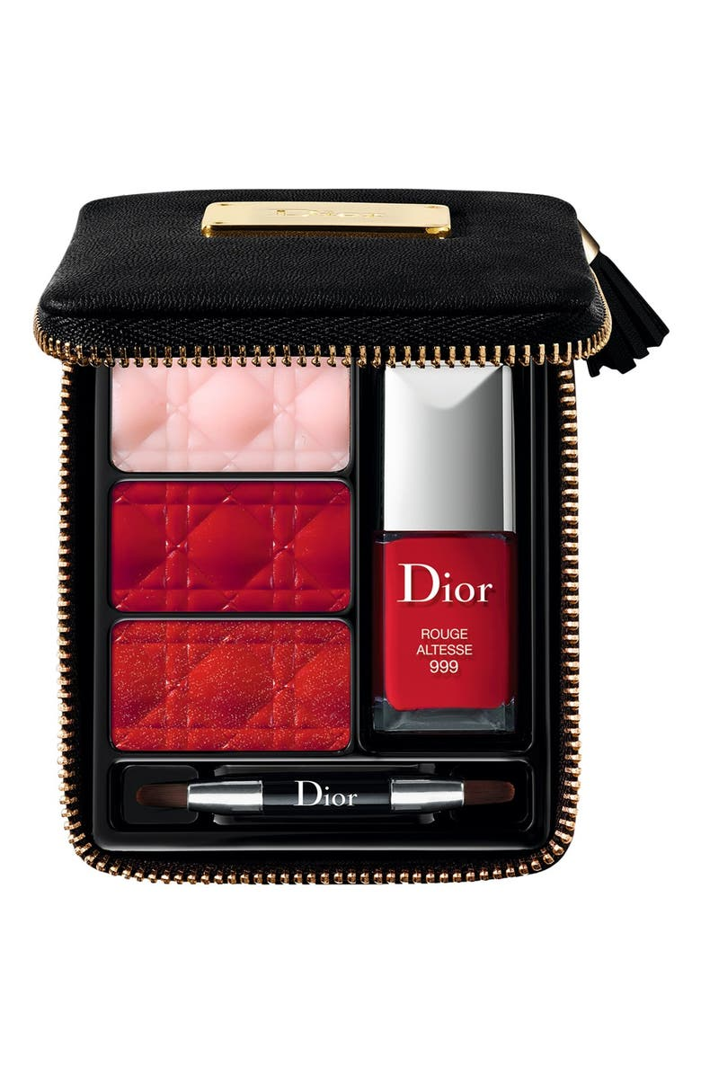 DIOR 'Couture' Lip & Nail Palette, Main, color, 000