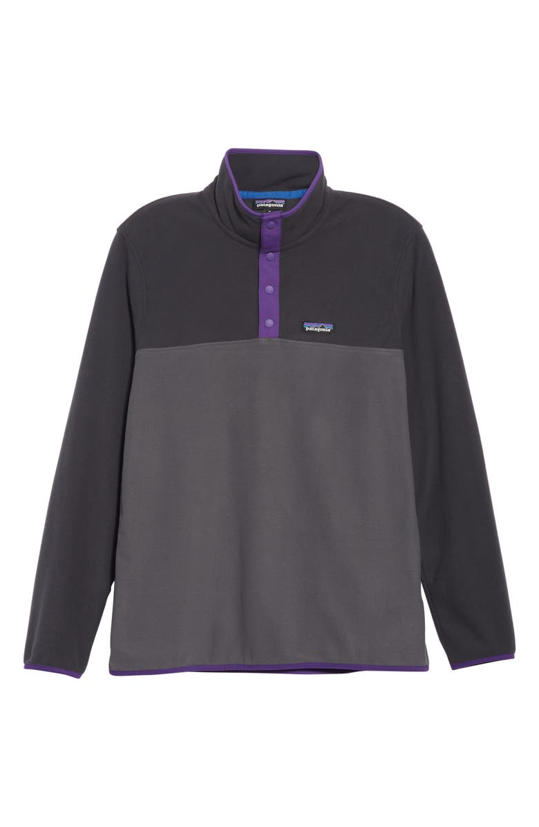 PATAGONIA Micro-D<sup>®</sup> Snap-T<sup>®</sup> Fleece Pullover, Main, color, 020