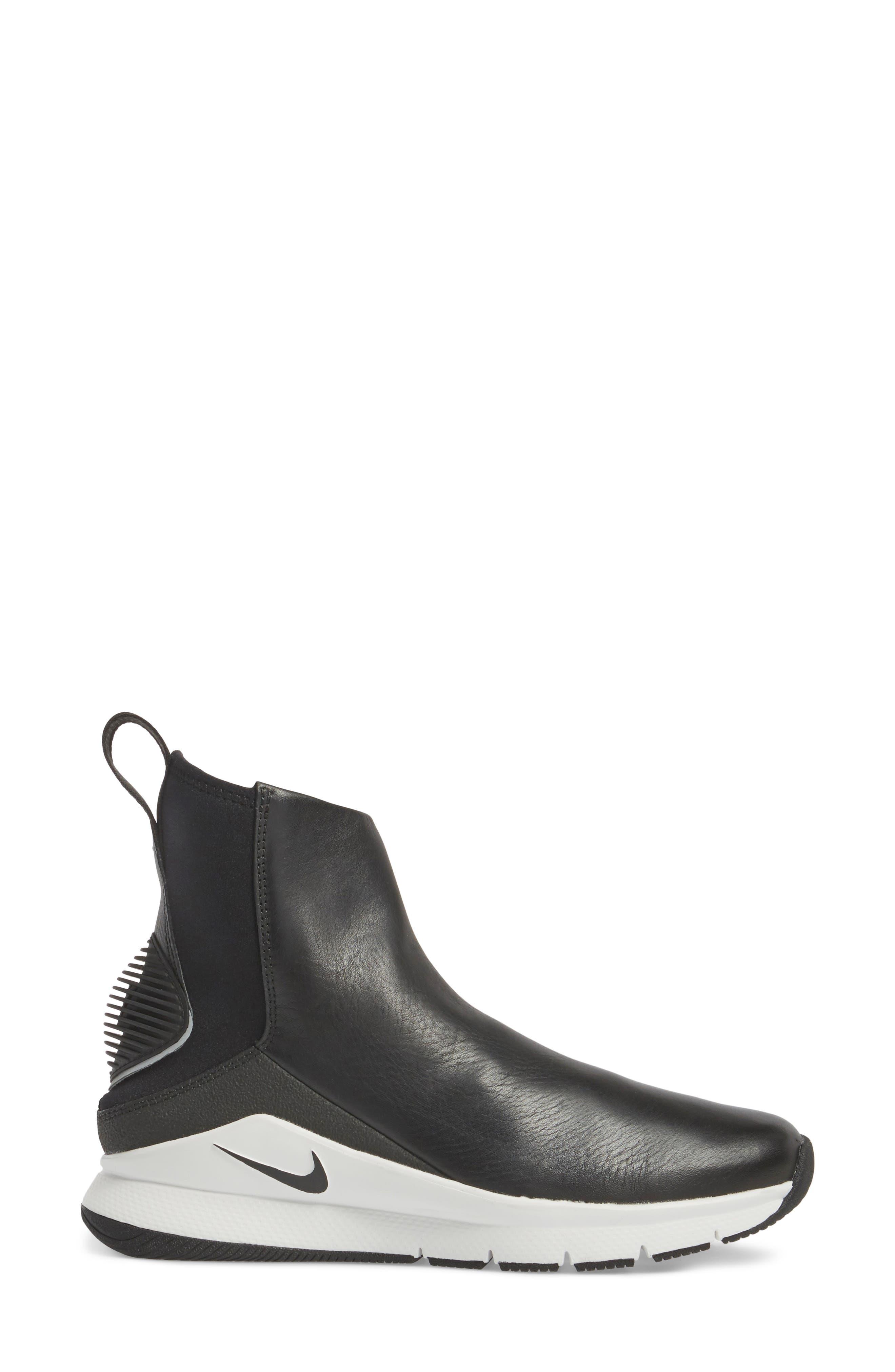 ,                             Rivah High Premium Waterproof Sneaker Boot,                             Alternate thumbnail 3, color,                             001