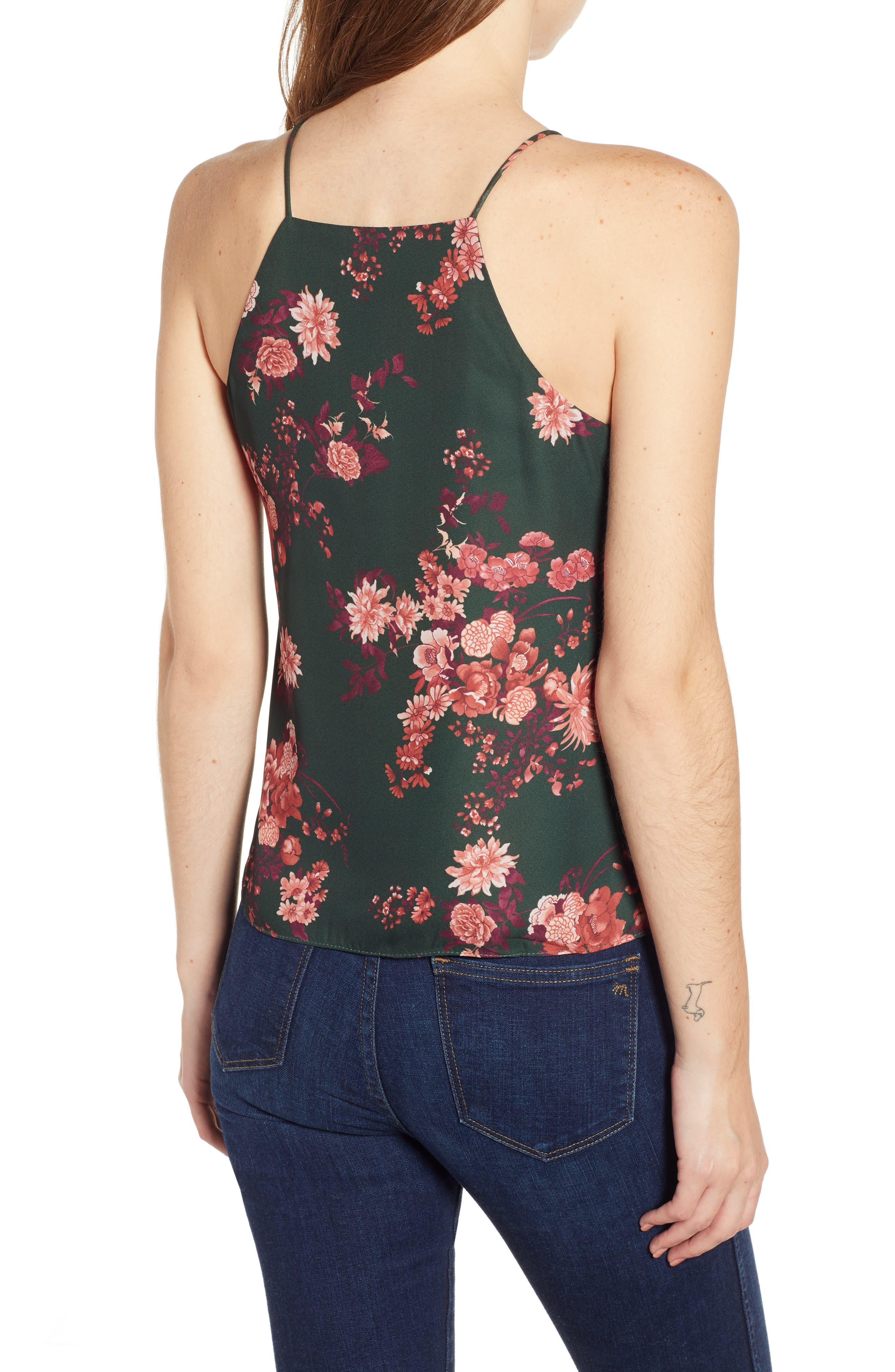 ,                             Posie Strappy Camisole,                             Alternate thumbnail 153, color,                             300