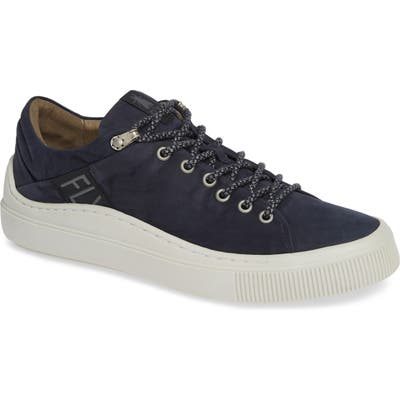 Fly London Some Lace-Up Sneaker, Blue