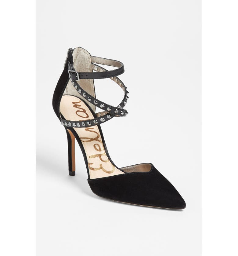 SAM EDELMAN 'Darla' Pump, Main, color, 001