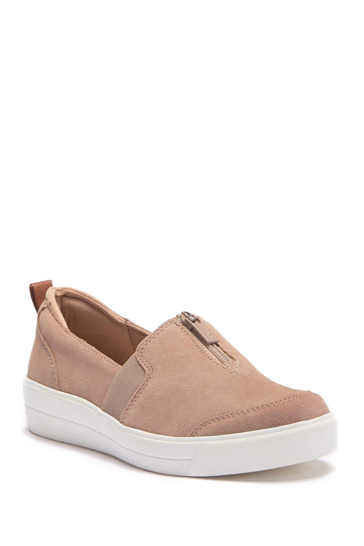 Ryka | Vivi Suede Wedge Slip-On Sneaker