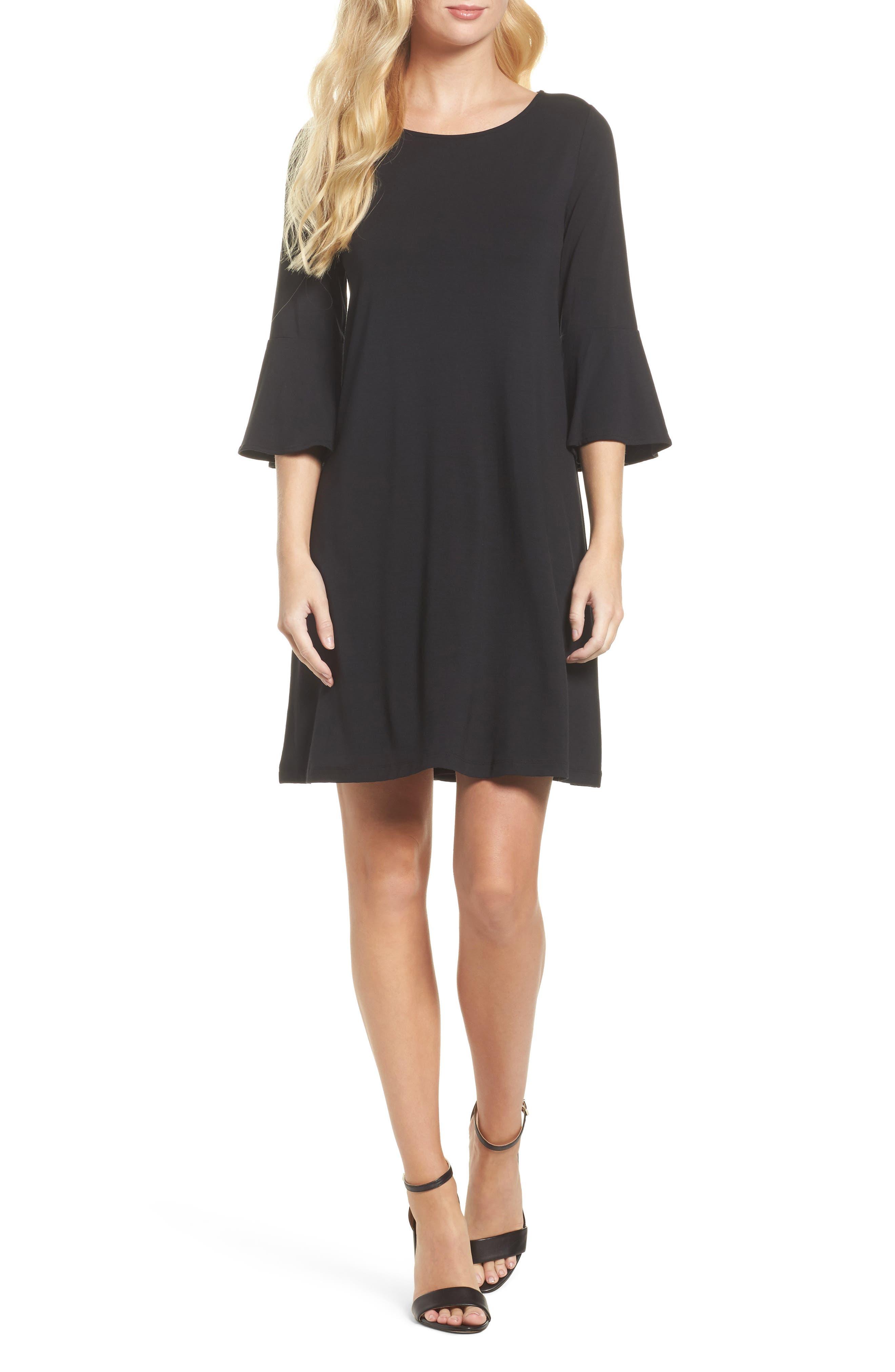 Lilly Pulitzer Ophelia Swing Dress, Black