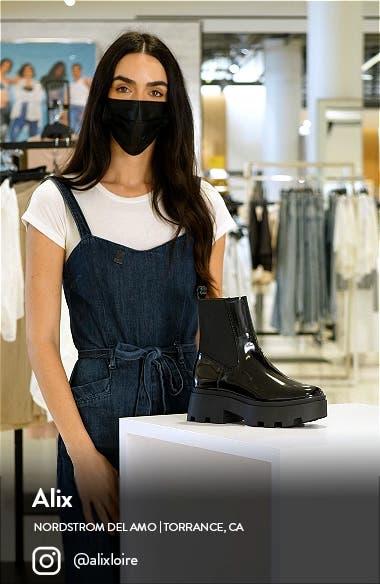 Iris Lug Chelsea Boot, sales video thumbnail