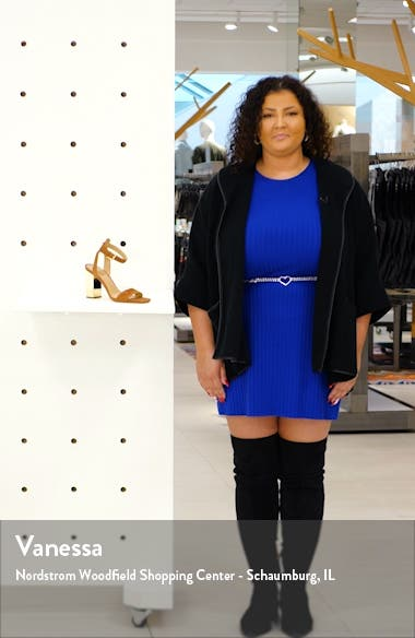 Petra Block Heel Sandal, sales video thumbnail