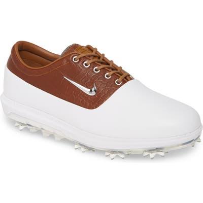 Nike Air Zoom Victory Tour Waterproof Golf Shoe- White