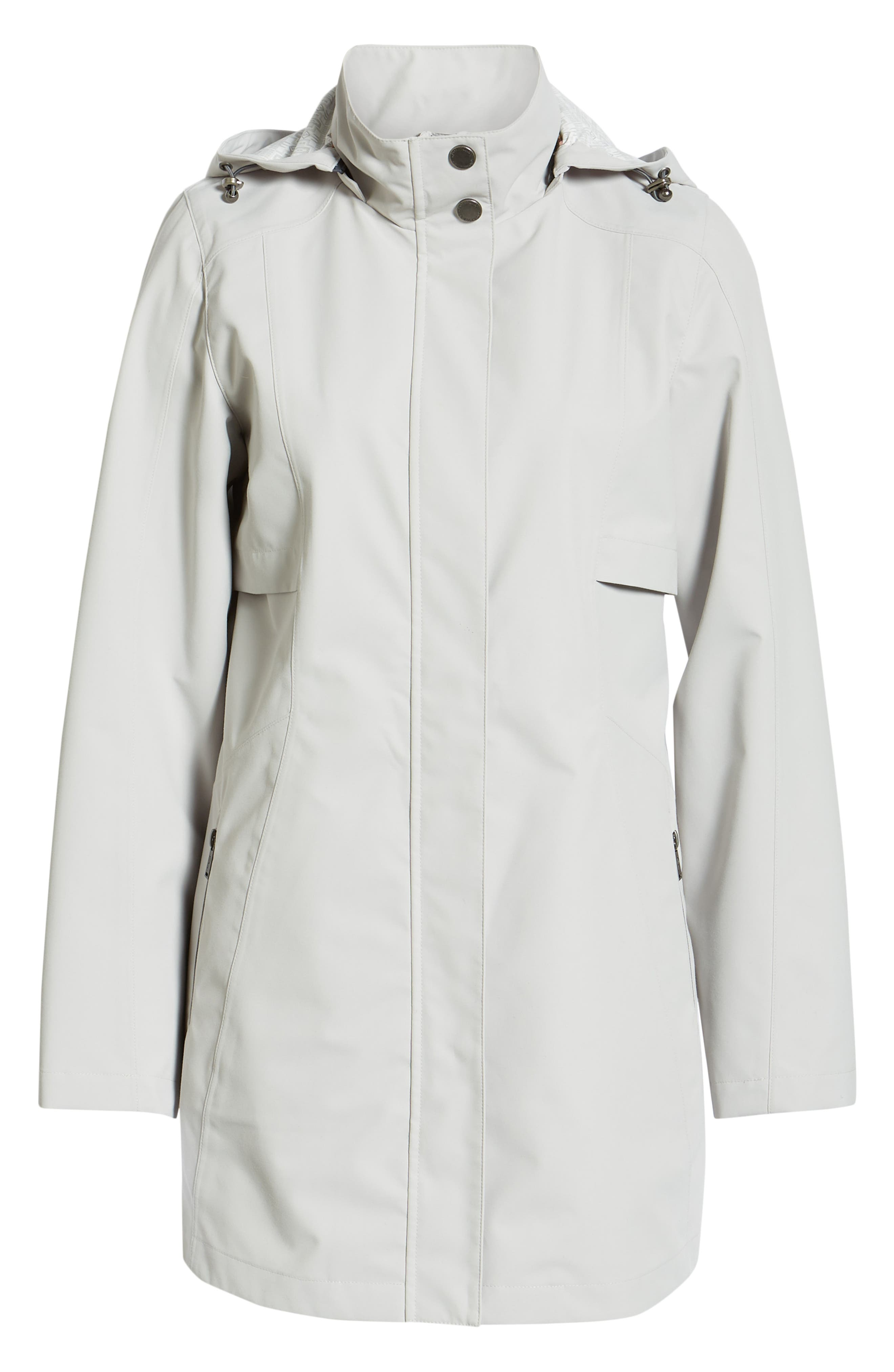 ,                             Josephine Water Repellent Hooded Jacket,                             Alternate thumbnail 7, color,                             055